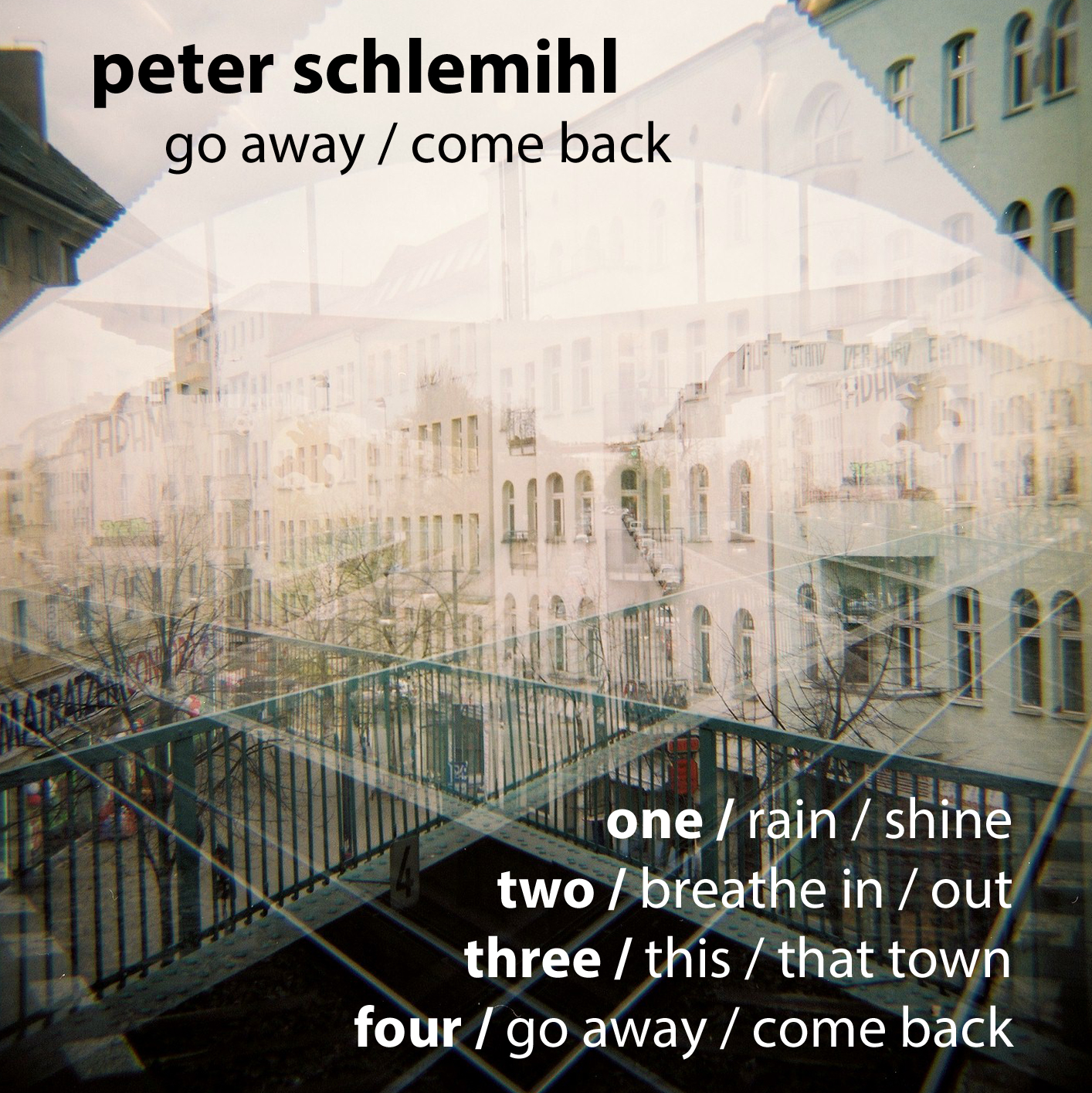 Peter Schlemihl - Go Away Come Back